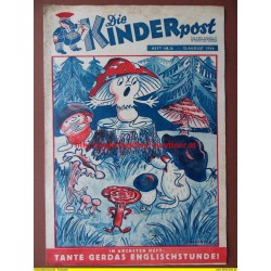 Die Kinderpost Heft Nr. 16 - 15. August 1946