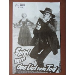 Neues Film.Programm Nr. 5456 - Once upon a time in the west (1969)