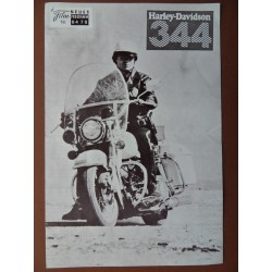 NFP Nr. 6478 - Electra glide in blue (1973)