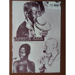 NFP Nr. 6262 - Africa Ama (1972)