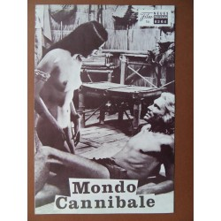 NFP Nr. 6364 - Mondo Cannibale (1973)