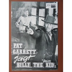 NFP Nr. 6455 - Pat Garrett jagt Billy the Kid (1973)
