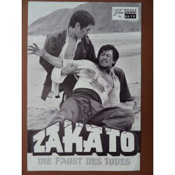 NFP Nr. 6576 - Zakato - Die Faust des Todes (1974)