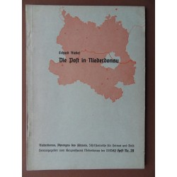 Die Post in Niederdonau Heft Nr. 29 (1941)