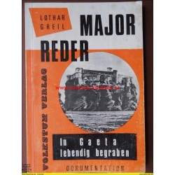Major Reder - In Gaeta lebendig begraben (1968)