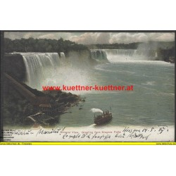 AK - General View - Greeting from Niagara Falls