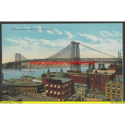 AK - Williamsburg Bridge, New York City
