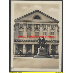 AK - Weimar - National-Theater (TH)
