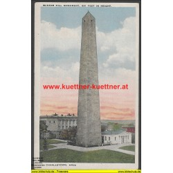 AK - Bunker Hill Monument, 221 Feet in height