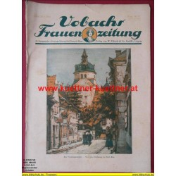 Vobach fashion newspaper 15 / 1931