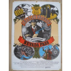 Filmplakat - Nevada Pass -...