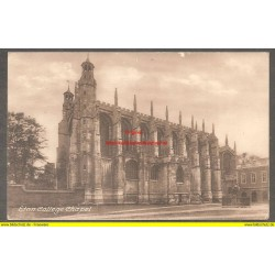 AK - Etan College Chapel - 1933  (GB)