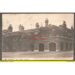 AK - London - St. James Palace - 1904 (GB)
