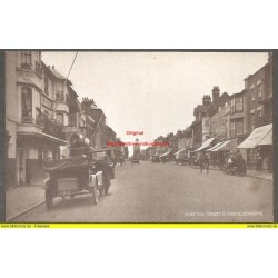 AK - Lymington - High Street & Church (GB)