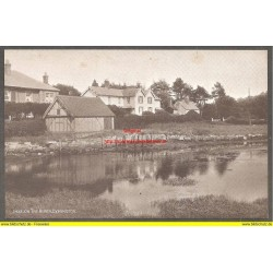 AK - Lymington - On the River - 3432 (GB)