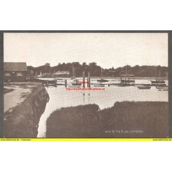 AK - Lymington - On the River - 3603 (GB)